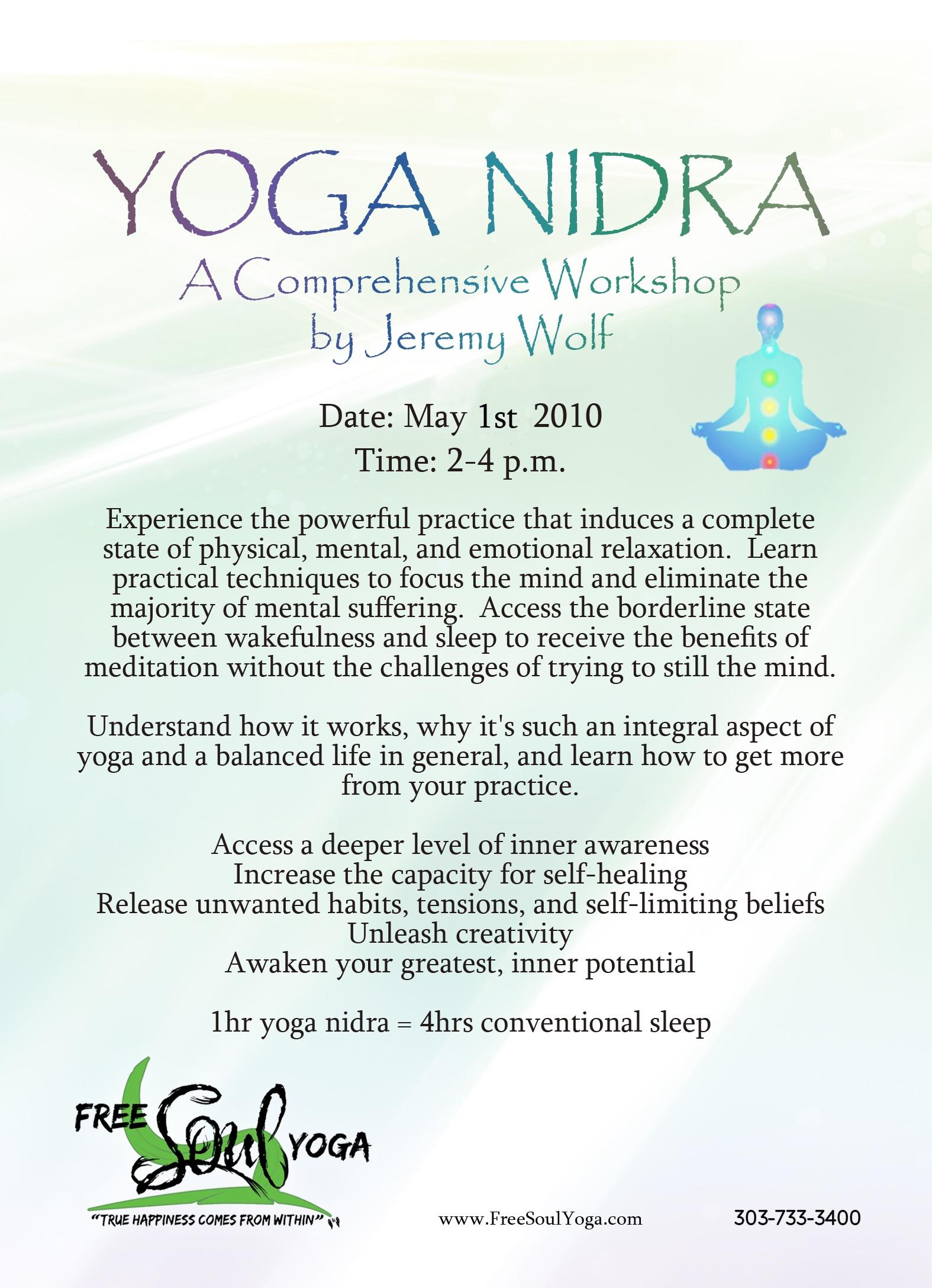 Free Soul Yoga 1947 South Broadway Denver CO 80210 303 733 3400